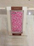 COACH 68443 HEART PRINT MOLDED IPHONE 5 CASE