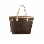 LV Monogram Canvas Neverfull MM M40156