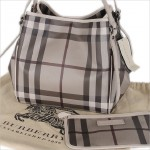 Burberry B10 Smoke Check Canterbury Tote